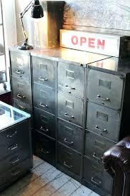 Vintage Metal File Cabinet Industrial File Cabinet Vintage Upandstunningclub Industrial File