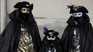 venetian carnival costumes venice march 6 unidentified in carnival costumes pose at