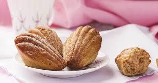cuisine az dessert 15 recettes sucrées et salées de madeleines madeleines au citron