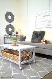 new year room refresh modern farmhouse living room