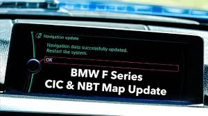 si e cic bmw cic and nbt navigation map update bmw f30 f3x f10 f15