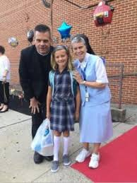 st catherine rolls out carpet for the royals catholic