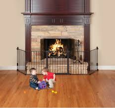 Fireplace Hearths For Sale by Amazon Com Kidco Auto Close Hearthgate Black Baby