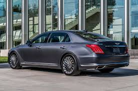 genesis g90 for 2018 model year the luxury with korean face