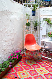 small outdoor spaces small porch makeover u2013 a beautiful mess