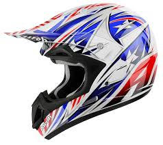 motocross helmets with visor airoh jumper attack motocross helmet buy cheap fc moto