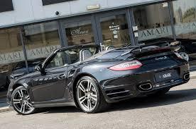 porsche 911 997 s 2011 11 porsche 911 997 turbo cabriolet s pdk for sale in