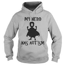 has autism shirt
