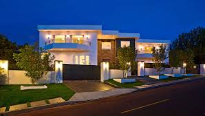 Exterior Home Design Los Angeles Wpe Partners