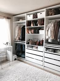 Vanity In Bedroom 21 Small Walk In Closet Ideas And Organizer Designs Wardrobes