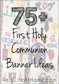 communion ideas 75 design ideas for communion banners for catholic kids