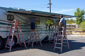 Rv Awning Covers Shadepro Quality Products For Your Rv Adventure