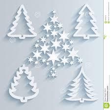 paper christmas decorations christmas tree decorations on paper christmas decorating