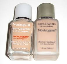 the makeup editor review neutrogena skin clearing oil free