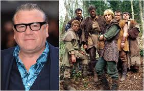 gangster film ray winstone ray winstone returns to itv 80s classic robin of sherwood thanks to