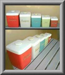 vintage kitchen canisters sets kitchen canisters australia tea and coffee storage tins storage