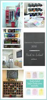 Back To School Desk Organization Back To School Organization The Side Up