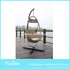 Metal Egg Chair by Outdoor Rattan Egg Chair Outdoor Rattan Egg Chair Suppliers And