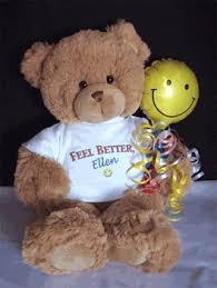 feel better bears send this feel better teddy to cheer someone up a