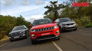 jeep compass 7 seater jeep compass vs tata hexa vs hyundai tucson vs mahindra xuv 500