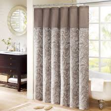 Extra Long Shower Curtains For Walk In Showers Buy 96 Inch Shower Curtain From Bed Bath U0026 Beyond