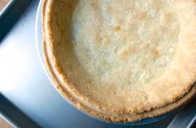 how to blind bake pie crust flourish king arthur flour
