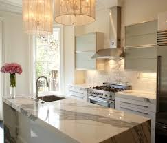 amazing carrara marble counter tops kitchen contemporary with
