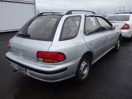 subaru hatchback jdm 1993 subaru impreza wagon 5 door hatchback 5 speed ej18 gf6 first
