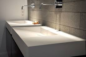 solid surface wall mounted bathroom sink model wt 04 a badeloft usa