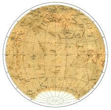 Surface Map Planetmaps Ru Venus Surface Map