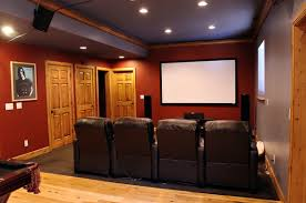 Basement Media Room Basement Room Ideas Popular Uses For A Finished Space
