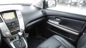 lexus rx400h used parts 2006 lexus rx400h black stock b2375 interior youtube