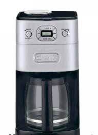How To Use A Cuisinart Coffee Maker Coffee Drinker