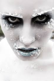 white halloween makeup 11 best snow queen makeup images on pinterest make up snow