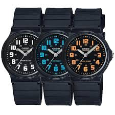 Jam Tangan Casio Remaja jam tangan casio mq 71 2bdf elevenia