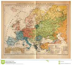 Old Map Of Europe by Old Map Of North Europe Royalty Free Stock Images Image 5445049
