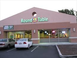 Round Table Pizza 4400 Stevens Creek Blvd San Jose Ca Pizza