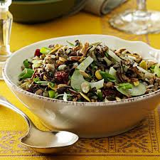 rice for thanksgiving fennel wild rice salad recipe taste of home