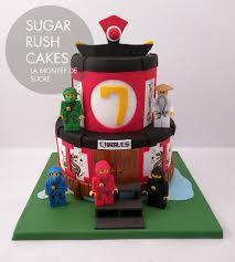ninjago cake ninjago tiered cake sugar cakes montreal