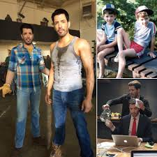 property brothers jonathan and drew scott facts popsugar home