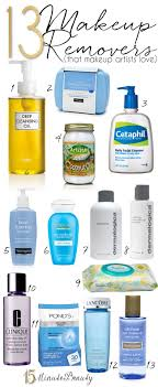 what are the favorite makeup removers of professional makeup artists