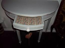 shabby chic console table second hand household furniture buy