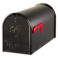 storage residential mailboxes large residential mailboxes
