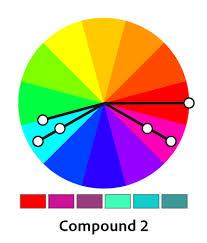 opposite colours illustrator s colour harmonies