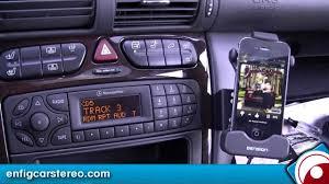 2004 mercedes c class c240 ipod iphone usb adapter mercedes c class 2004