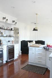 Bliss Home And Design by Our Black Gold Marble And Chic Kitchen Makeover Reveal Bliss