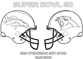 san francisco giants coloring pages super bowl 50 carolina panthers vs denver broncos coloring page