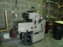 single colour used offset printing machines ryobi 3200 cd
