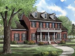 Georgian Style Home Plans Plantation House Plans Mytechref Com
