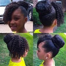 Natrual Hairstyles Pre Teen Tween Back To Natural Hairstyles For Girls
